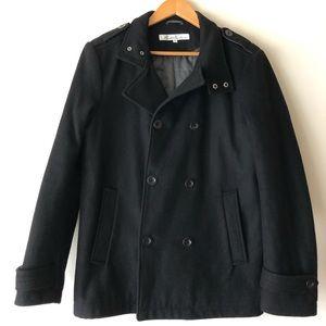 Kenneth Cole Men's Pea Coat